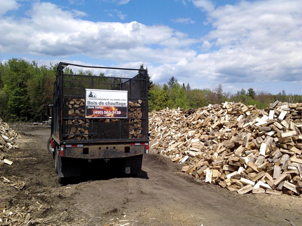 Bois de chauffage vendre l 39 environnement du nord - Bois de chauffage peuplier ...
