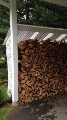 Bois de chauffage vendre l 39 environnement du nord sainte agathe - Temps de sechage bois de chauffage ...